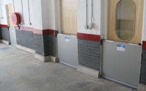 Eingangstüren mit Magnettechnik